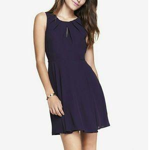 Purple Express Dress